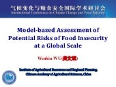 Wu Wenbin — Model based assessment ...