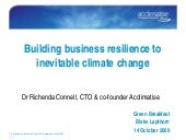 Building business resilience to ine...