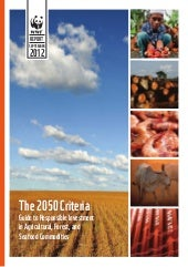 Wwf the 2050-critera_report