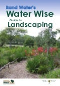 Water Wise Guide to Landscaping - South Africa