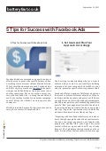 www.batteryfast.co.uk-5 Tips for Success with Facebook Ads