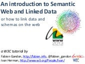 An introduction to Semantic  Web an...