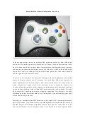 Xbox 360 Wired Controller Enhances Your Fun