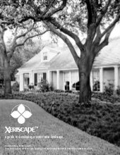 Xeriscape: a Guide to Developing a ...