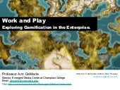 Game Design Thinking for the Enterp...