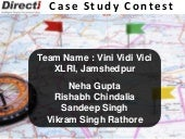 Directi Case Study Contest 2010- XL...