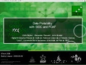 Data Portability with SIOC and FOAF