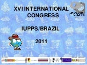 XVI CONGRESS IUPPS
