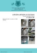 LARSON LARSON LXI 208, 2006, 31.900 € For Sale Brochure. Presented By yachting.vg