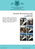 SEALINE 420 Statesman, 1996, 129.950 € For Sale Brochure. Presented By yachting.vg