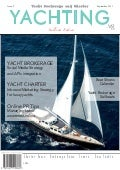 Yachting.vg - Luxuy Yacht Brokerage and Charter in the BVIs - Sailboats Edition September 2011