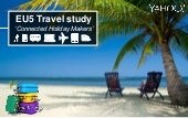 Etude Yahoo Voyage / Travel Study - Connected Holiday Makers EU5