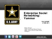 Yammer: The Enterprise Social Netwo...