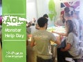 YourCause AOL Client Highlight - Monster Day