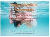 Yoga Unveiled Documentary w/ a litt...
