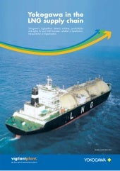 Yokogawa in the LNG supply chain | ...