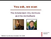 You Ask We Scan