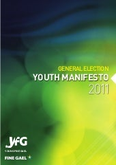 Young Fine Gael Youth manifesto