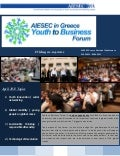 AIESEC Greece | Youth to Business Forum