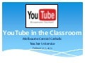 You tube in the classroom mcc