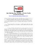 Youtube partnership perfect traffic strategy