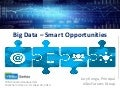 Big Data – Smart Opportunities