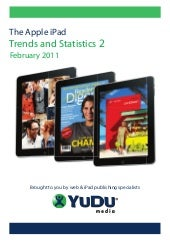 The Apple iPad: Trends & Statistics 2
