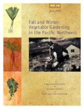 Fall & Winter Gardening in the Pacific Northwest, Gardening Guidebook
