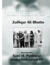Z a bhutto notes from death cell