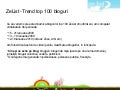 ZeList -  Top 100 Blogs Trends