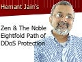 Zen and 4 Noble Truths of DDoS Protection
