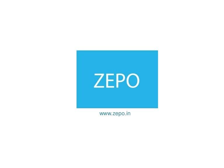 Zepo Online Store builder