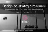 zilver on the brand/design interface