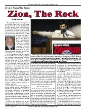 Zion: The Rock -  Prophecy In The N...