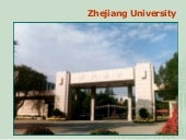 Zhejiang University- School of Medi...