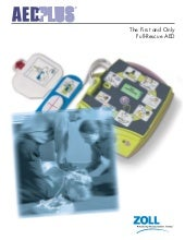 Zoll AED Plus Automated External De...