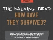 """Walking Dead"" Tools for Survival"