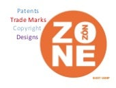 IP, Trade Marks, Copyright and Design
