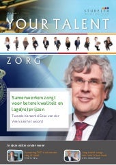 Your Talent – Zorg: DOT, DBC's, toe...