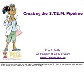ZR08 Creating the STEM pipeline