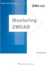 Zwcad2011 tutorialbook+