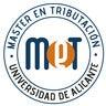 Máster en Tributación Universidad de Alicante