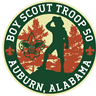 Boy Scout Troop 50, Auburn, Ala. ( Chattahoochee Council)