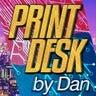 PRINTDESK by Dan