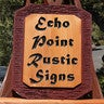 Echo Point Signs