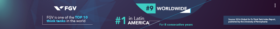 FGV Brazil - Top 10 Think Tank Worldwide and Top Think Tank in Latin America