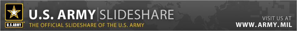 U.S Army Slideshare | Army.Mil