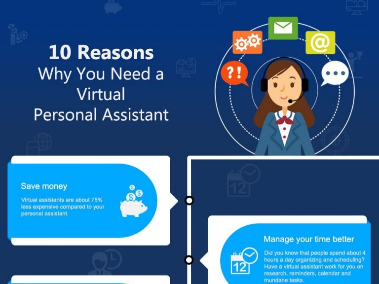 10 Reasons Why You Need a Virtual Personal Assistant