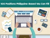 100 Jobs Philippines Virtual Assistant Can Fill Remotely