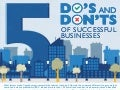 5 Do's and Don'ts of Successful Businesses #SBW2014